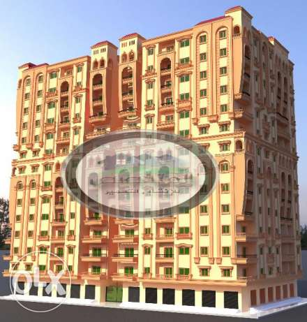 For sale apartment in Nasr City area of ​​110 m advent 100000