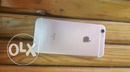 iphone 6s 64 rose gold good condition like new