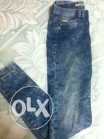 pull and bear new original jeans