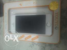IPhone 5s 16 GB Silver with box and all accessories
