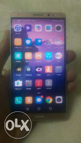 Huawei Mate 8 32g Like new شبرا -  5