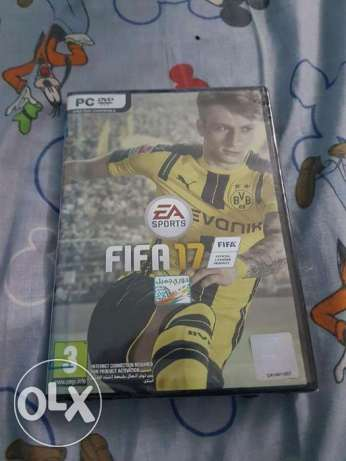 Fifa 17 pc original dvd القاهرة -  1