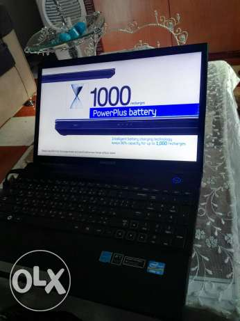 Samsung laptop core i5 for gaming and graphic وسط القاهرة -  2