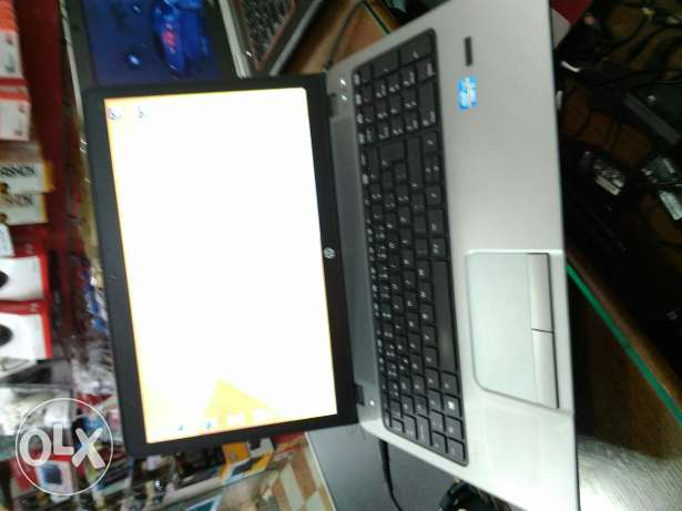 Core i5 الجيل التالت -ram 4gb-hdd 500-vga ATI detect 2gb up4-hdmi-15.6