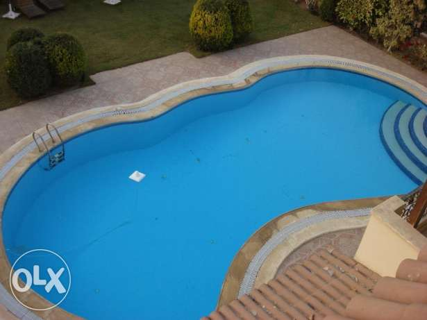 Villa rent day week month Zayed pool available from 15 of June and Eid