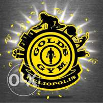 Gold's Gym Heliopolis Invitations