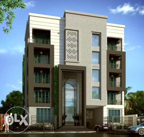 The Arc project in lotus, new Cairo, 2&3 bedroom apartments and duplex التجمع الخامس -  2