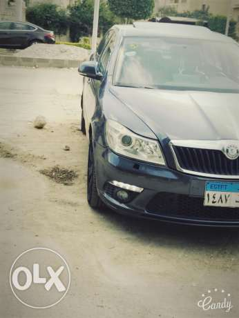 Skoda octavia 2010 highline