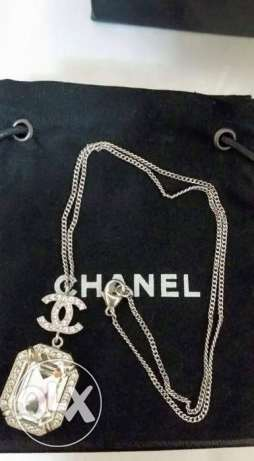 Chanel crystal necklace بني سويف الجديدة -  1