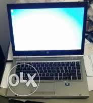 Hp elitebook 8460. Corei7. 8gb. 750gb. Ati 1gb