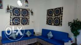 New chalet for rent at Marina good furniture, appliances