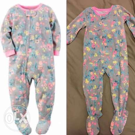 fleece Carter's size 18 months, ordered wrong size for my daughter new النزهة -  1