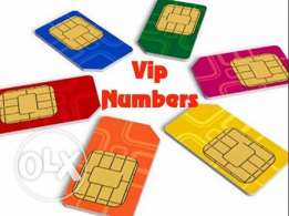 VIP Numbers for Special persons
