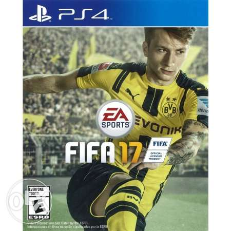 Fifa17 for sale