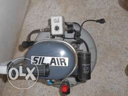Sil-Air 50-24-V Air Compressor by Silentaire