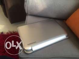 """TOSHIBA SATELLITE CLICK 2 IN 1 13.3 """" touch Screen Ram 4 HDD 500"""