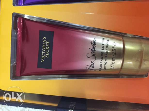 Victoria Secret Body Lotion Package قصر النيل -  4