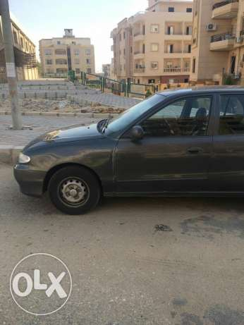 Hyundai accent 2006 in a very good condition