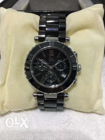 Guess collection black watch مدينة الشروق -  1