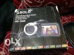 camera solo for sale with box and all accessories and all documents