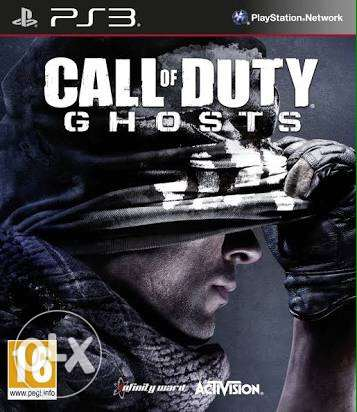 Call of duty ghosts on ps3
