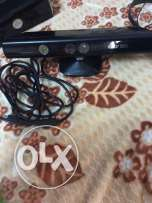 xbox 360 500GB. kinect with6 games