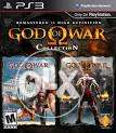 ps3 God of war 1 and 2