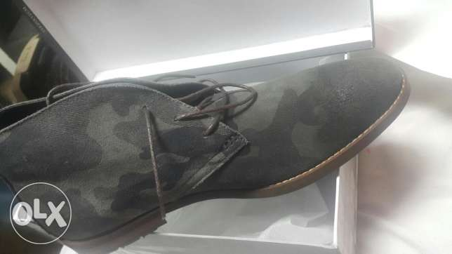 Size 45 new Army shoes