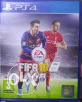 Fifa 2016 ps4..nearly new..used only one time