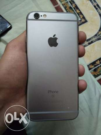 iphone 6s space grey 16 giga