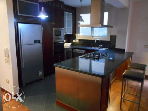 Modern Studio With American Kitchen For Rent In Maadi Sarayat المعادي -  4
