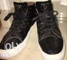 New Phillip plein leather sneaker