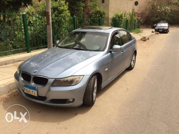 Bmw E90 face left (Germany edition mod.2011) in excellent condition المقطم -  2