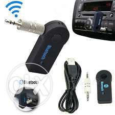 aux bluetooth compatible with iphone 3,4,5,6,7 , anrdiod ,car stereo مدينة نصر -  2