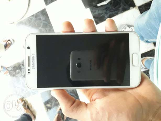 Galaxy s6 white 32gb