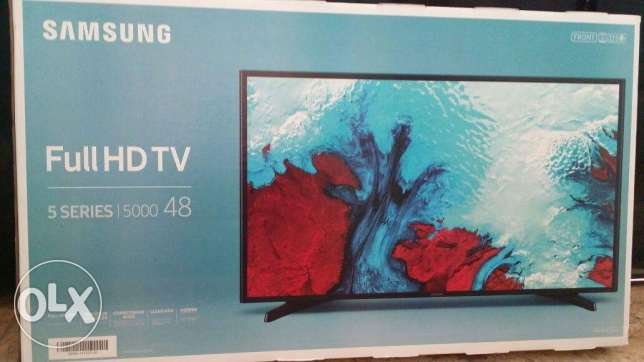 Hurry up LED Samsung TV 48 inch