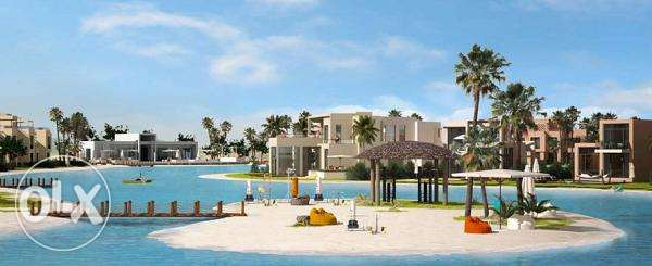 Townhouse With Amazing Lagoon View In Tawila El Gouna