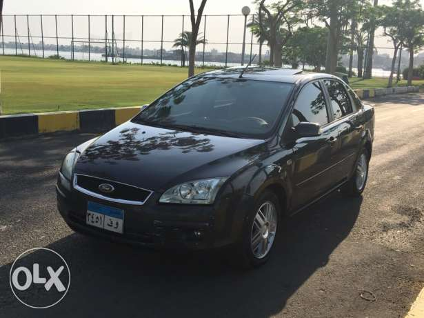 ford focus top line fabrika 78000 km