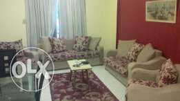 Furnished flat in rehab for rent