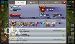 Clash of clans pro account