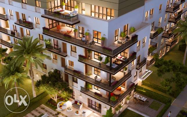 Sodic Eastown Apartment for sale