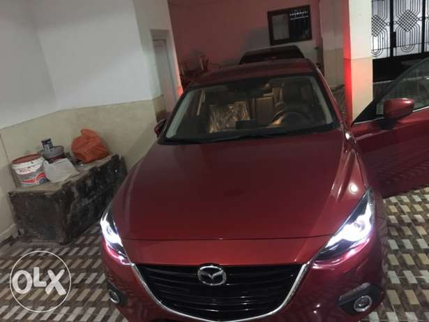 mazda 3 2017 highline 8000 km