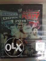 wwe 2011 ps3 cd