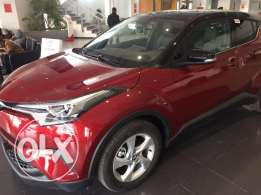 (Toyota CHR 1200 Turbo For Sale