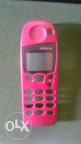Nokia 5110 Red face replacment cover