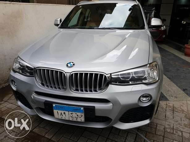 BMW X4 great condition 2016. مصر الجديدة -  1