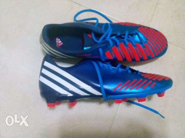 Adidas V20975 Predator LZ TRX FG Football Shoes For Men