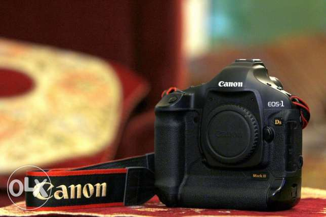 Canon 1Ds Mark III for sale