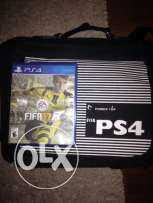 PS4 500 GB with FIFA 17 - 1 controller - Playstation