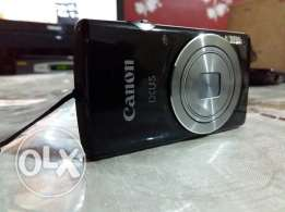 Cannon ixus digital camera + 8 GB memory card